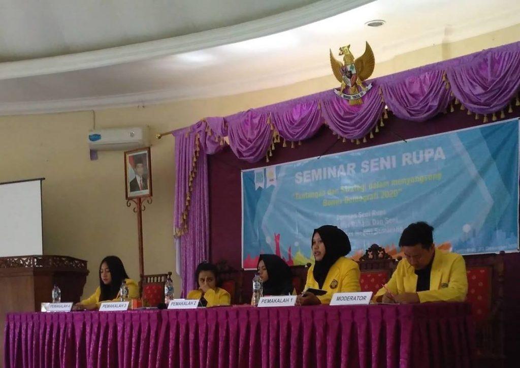 Review Jurusan Pengalaman Kuliah Pend Seni Rupa Unnes Dewi