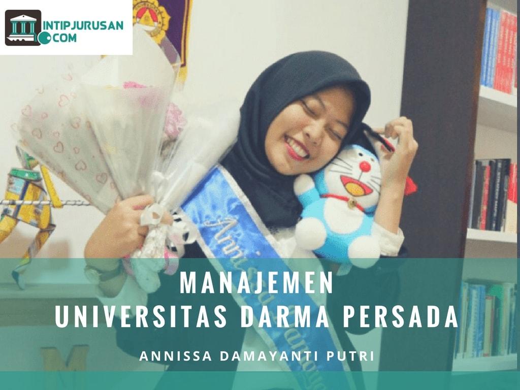 Pengalaman Kuliah Di Jurusan Manajemen Annissa